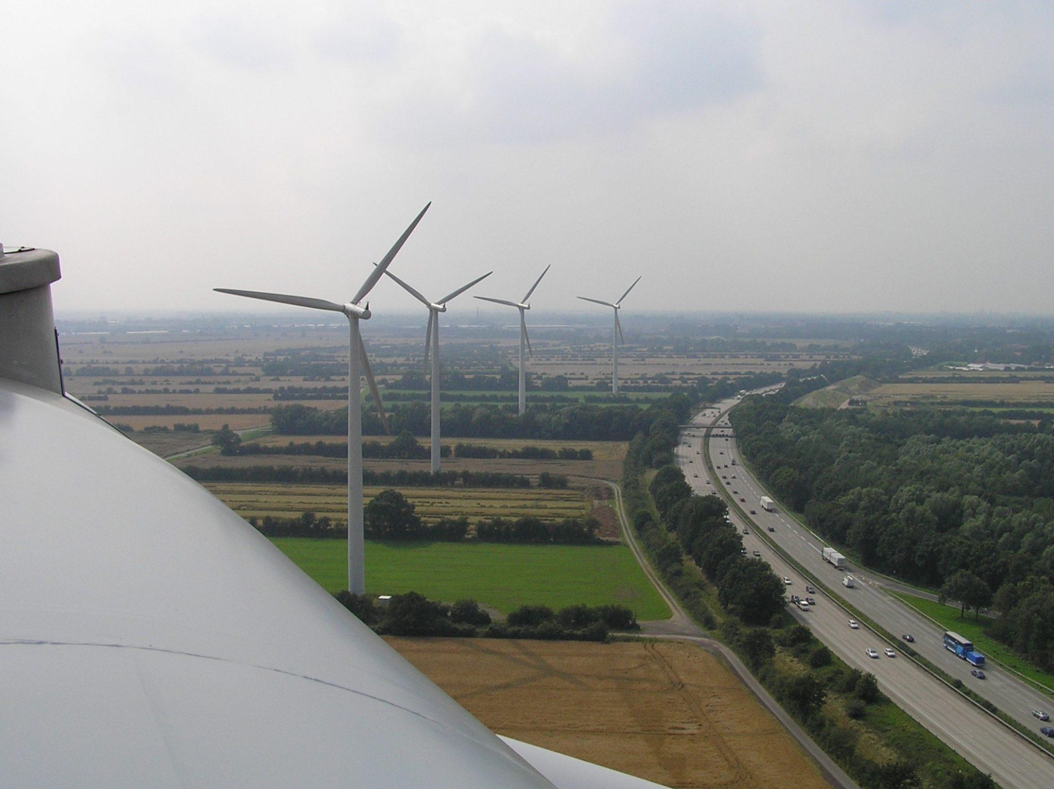 Bremer Kreuz_Windenergie
